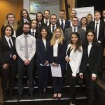 The University of Nicosia's team was the winner of this year's CFA Research Challenge